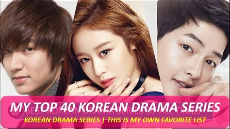 dramacool list of korean drama my best korean drama series of all times top 40 list