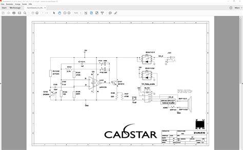 pdf pattern making software bundle lite pcb design software cadstar zuken csk