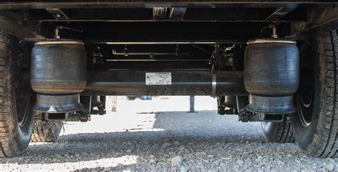 Air Suspension pj trailers air suspension