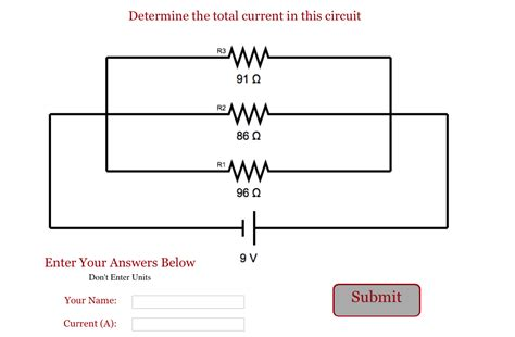 parallel circuits power ap physics 1 review problems