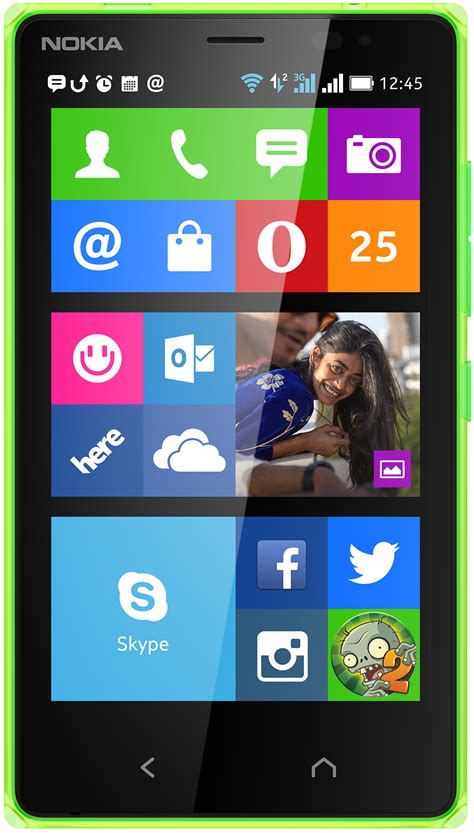 mobile new microsoft mobile reveals android based nokia x2 with new