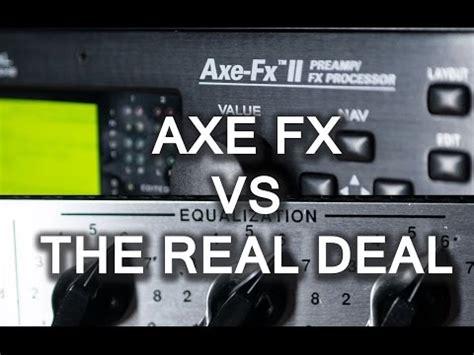 Eleven Rack Vs Axe Fx by Axe Fx Vs Peavey 5150 Blind Test Doovi