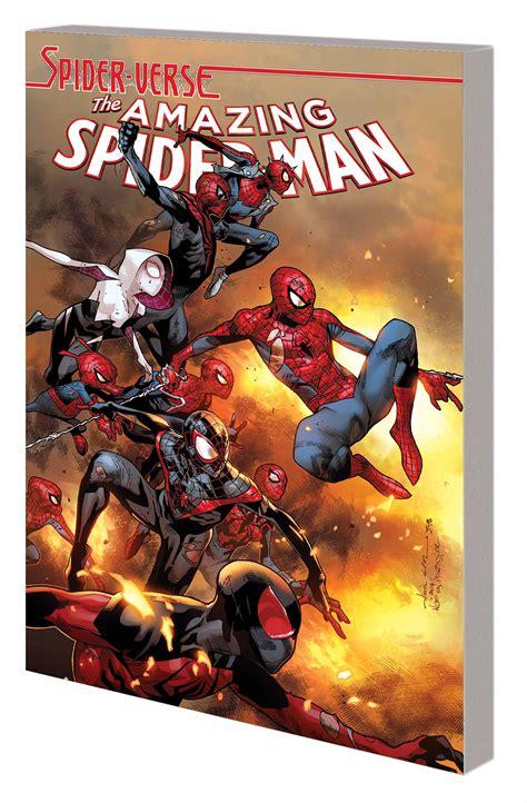 Amazing Spider Tp Vol 03 Spider Verse Marvel Comics apr150926 amazing spider tp vol 03 spider verse