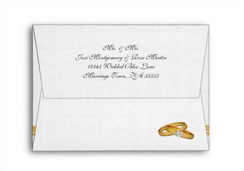 Wedding Invitation Card Envelope by Wedding Invitation Design Design Trends Premium Psd