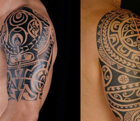 tattoo tribal en el brazo tatuajes maories y tatuajes tribales polinesios