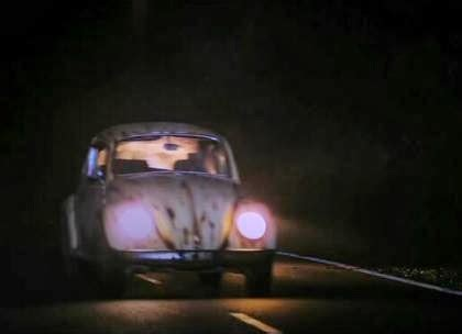 yellow volkswagen karak highway midnight scary show haunted locations landmarks in malaysia