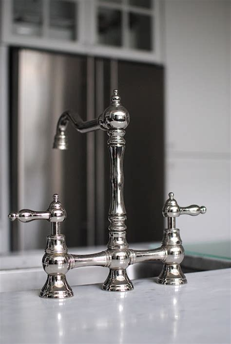 kitchen stunning vintage style kitchen faucets bridge