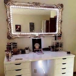 Vanity Mirror With Lights Ideas Glam Diy Lighted Vanity Mirrors Decorating Your Small Space