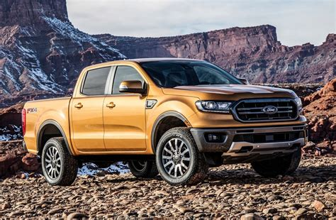 ford ranger us spec 2019 ford ranger unveiled gets 2 3t with 10 spd