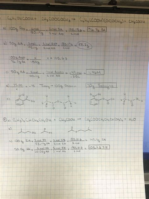 section 13b section 13 chemical equations mr beck s chemistry
