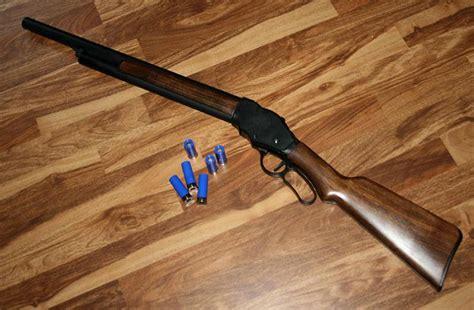 Airsoft Gun Winchester M1887 marushin m1887 quot guards gun quot