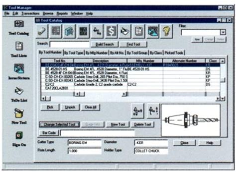Tool Crib Software Free by Realvision Inc Announces A New Release Of The Acclaimed Tool Management Software