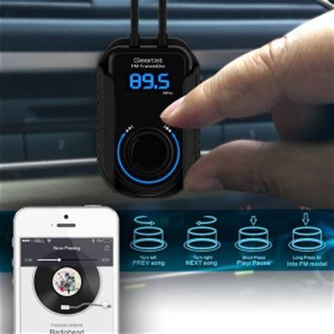 como escuchar radio fm por altavoz en mi nokia lumia 710 transmisor fm para coche por bluetooth o cable de audio