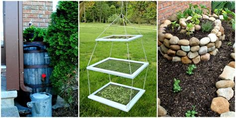 Gardening Diy Ideas Diy Garden Projects Functional Gardening Diy Ideas