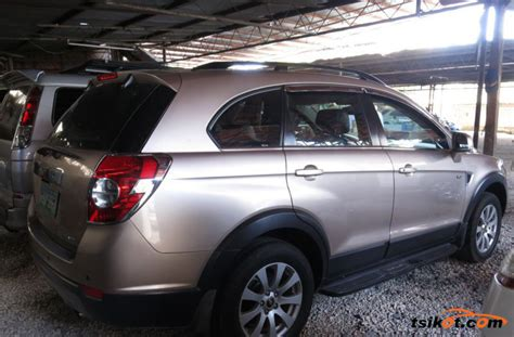 chevrolet captiva  car  sale central visayas