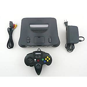 original nintendo console authentic nintendo 64 system bundle console with controller