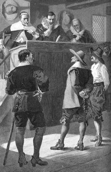 Mary Dyer: A Colonial Execution - WHO ARE THE QUAKERS?