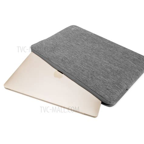 Baseus Sleeve For Macbook Pro 13 Inch Touch Bar Murah baseus laptop bag sleeve pouch for new macbook pro 13 inch pro 12 9 grey tvc mall