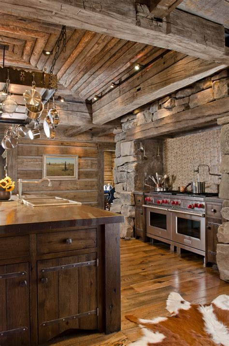 Rustic Country Kitchen Cabinets by 50 Beautiful Country Kitchen Design Ideas For Inspiration