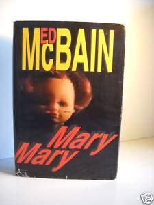 libro mary mary mary mary di ed mcbain recensione libro