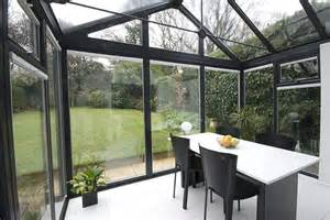 Interior French Doors With Side Panels - contemporary grey conservatory contemporary bjh windows and conservatories