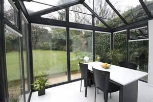 Contemporary grey conservatory contemporary bjh