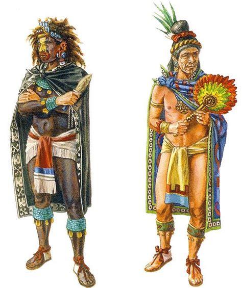 imagenes de aztecas animadas la pintura y la guerra quot clase alta azteca quot uniformes