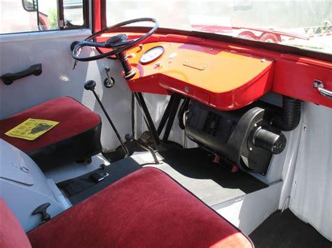 jeep forward control interior jeep fc 150 autos post