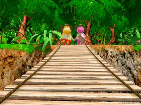Backyardigans Quest For The Flying Rock Song Image Backyardigans Quest For The Flying Rock 4 Png