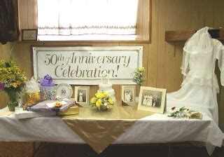 captivating decoration ideas for 50th wedding anniversary 50th anniversary food ideas related to 50th wedding