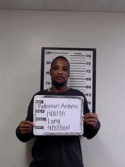Missouri Arrest Records Antonio Robinson Inmate 180130 Missouri Doc Prisoner Arrest Record