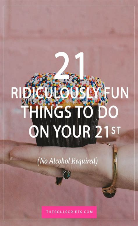 Lindsays Bday Brought To You Bybooze by 21 Ridiculously Things To Do On Your 21st Birthday No