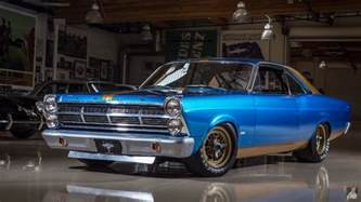 1967 ford fairlane with a 427 sohc v8 engine depot