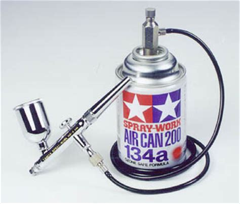 spray paint with airbrush spray work hg single airbrush set