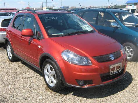 2008 Suzuki Sx4 Problems 2008 Suzuki Sx4 Suv Pictures 1500cc Gasoline Ff