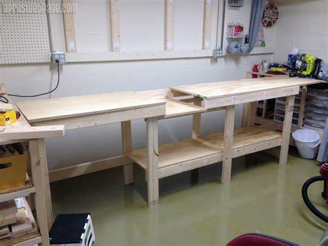 miter bench miter saw workbench