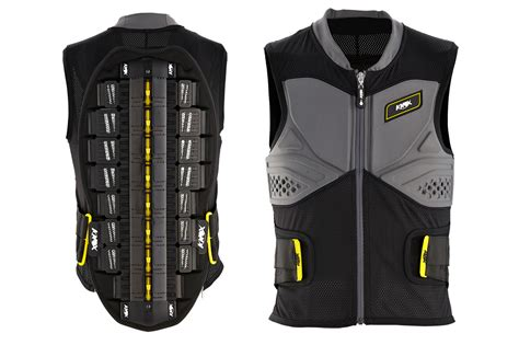 Knox Armor Track Vest Review   Motorcycle USA