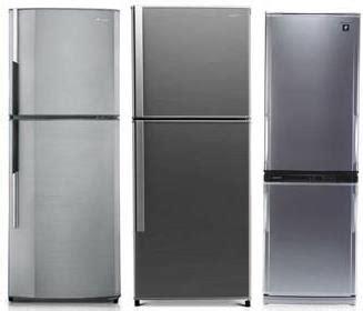 Lemari Es Lg 2 Pintu Tanpa Bunga Es daftar harga kulkas sharp 2 pintu terbaru april 2018