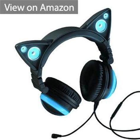 best cat ear headphones 2018 buyer's guide & reviews