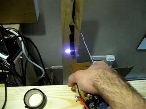 laser diode bar test coherent 808nm 35w burning laser diode bar