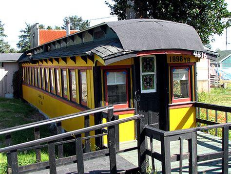 Rail car home   Flickr   Photo Sharing!