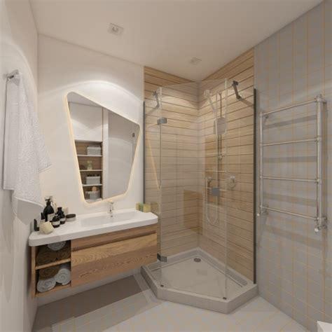 vintage modern bathroom design 6 beautiful home designs under 30 square meters with