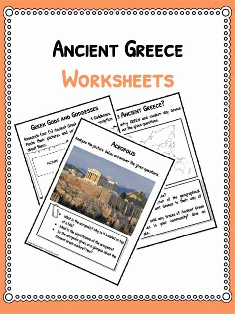 Ancient Greece Worksheet by Ancient Greece For Worksheets Wiildcreative