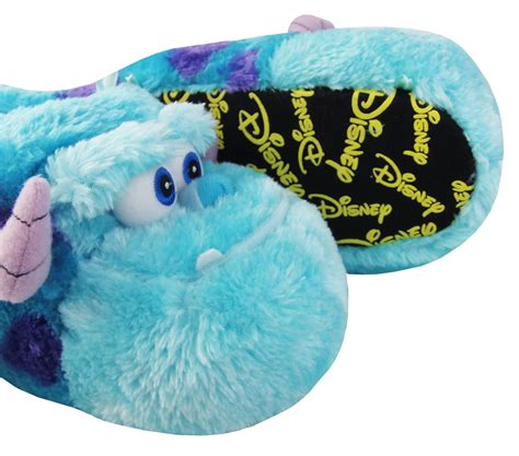 monsters inc slippers childrens boys official monsters inc novelty disney
