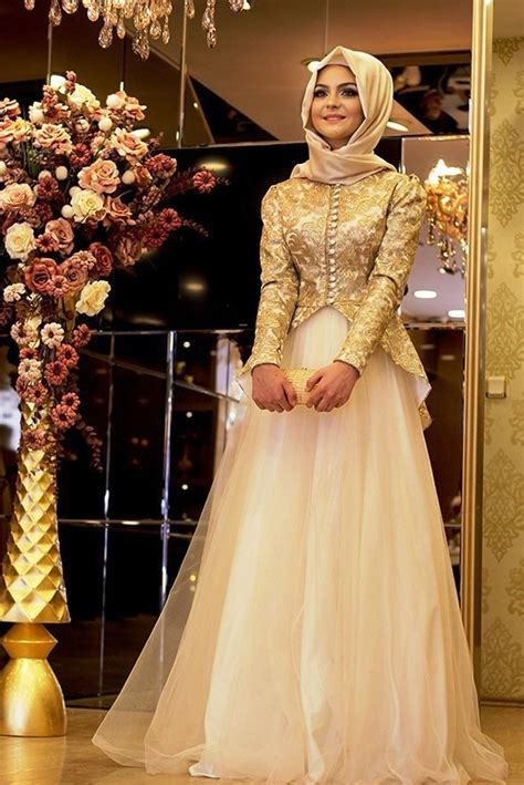 design gaun pesta hijab 20 model baju pesta kebaya terbaik 2018 contoh baju