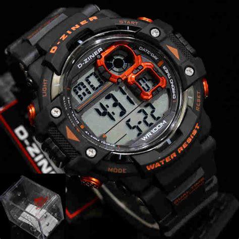 Jam Tangan D Ziner D Ziner Dz 8078 Original jam tangan qnq digital murah jualan jam tangan wanita