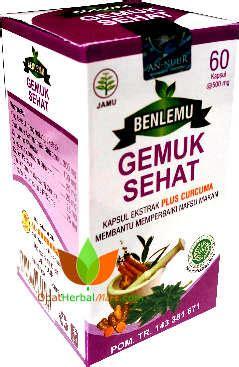 Harga Obat Herbal Gemuk Sehat obat gemuk sehat benlemu al ghuroba toko obat herbal