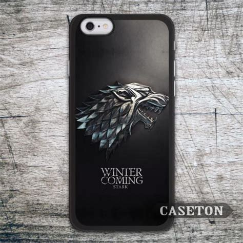 House Of Stark Iphone 5 5s got of thrones house stark for ipod 5 and for
