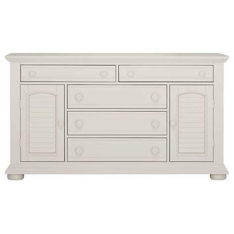 city furniture quinn white large dresser mirror