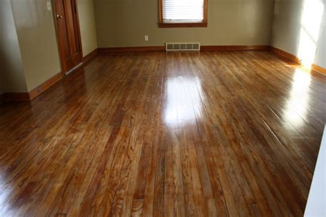 Diy Wood Floor Refinishing Diy Hardwood Floor Refinishing Housing Ideas